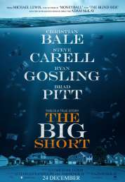 Affiche du film The Big Short : le Casse du siècle