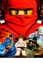 Affiche du film The LEGO Ninjago Movie