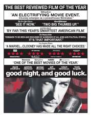 Affiche du film Good Night, And Good Luck.