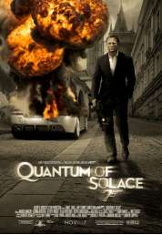 Affiche du film Quantum of Solace